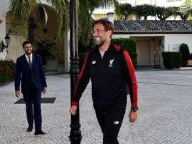 Liverpool retourne à Marbella pour préparer la finale. Liverpool