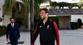 El Liverpool vuelve a Marbella para preparar la final. Liverpool