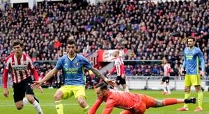 Feyenoord e Utrecht querem jogar a final da Copa da Holanda. Twitter/PSV