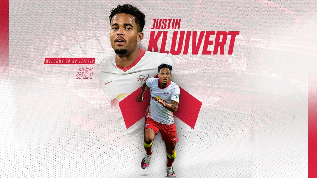 Rb Leipzig Sign Justin Kluivert On Loan Besoccer