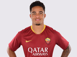 Kluivert will be playing in the Serie A next season. ASRoma
