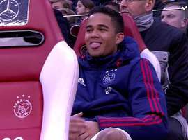 Great display by Kluivert. Movistar+