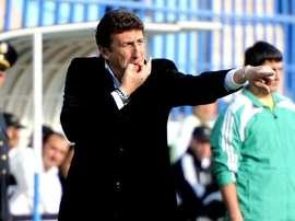 Kachaber Tskhadadze será el nuevo técnico del Kairat Almaty, de Kazajistán. EFE
