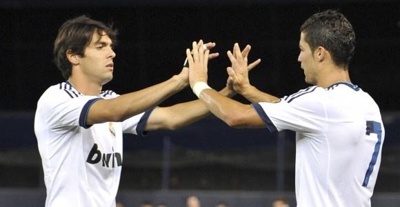 ¿Kaká tuvo problema con Mourinho en Real Madrid?