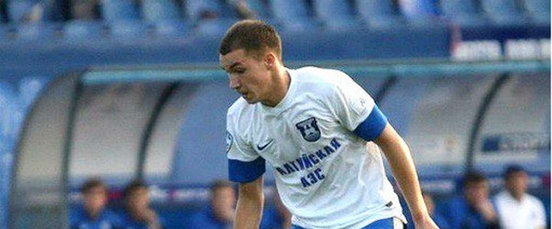 Kalenkovich es ya nuevo jugador del Krylia Sovetov Samara. Twitter