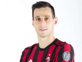 AC Milan have signed Kalinic. Milan