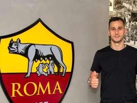 La Roma veut déjà rendre Kalinic à l'Atlético. ASRoma