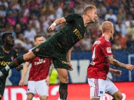 El Mónaco no encuentra su mejor fútbol. ASMonaco