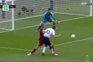 Kane ended his August goal draught against Fulham. BeInSports
