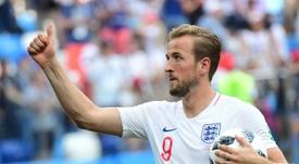 Kane ganó un gran galardón con algo de tristeza. AFP