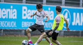 El Valencia decide sobre Kang-in Lee. ValenciaCF