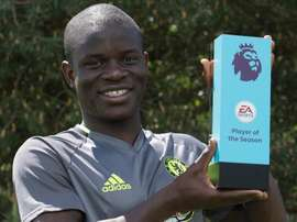 Kante has had yet another brilliant season in the Premier League. ChelseaFC