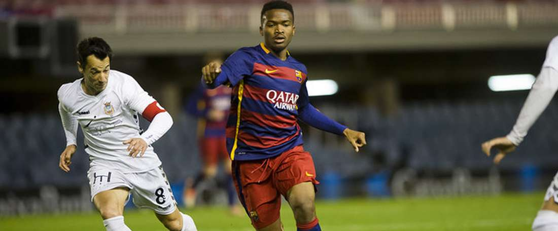 El Barcelona B ha despedido la temporada con una nueva derrota, ante el Olímpic. FCBarcelona