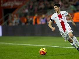 Will Kapustka accept? AFP