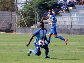 El Cartagena logra los puntos en el Federación. BeSoccer/JenniferLozano