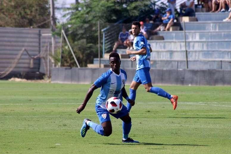 El San Fernando venció por 0-1. BeSoccer/JenniferLozano