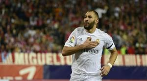 Karim Benzema, delantero del Real Madrid, irá a un juicio rápido el día que el Real Madrid recibe al Barça en su estadio.