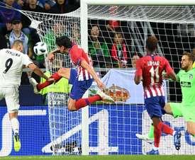 Le Real Madrid doit trouver une recrue. AFP