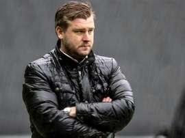 El técnico deja el equipo británico tras una etapa de seis años y medio. MKDons