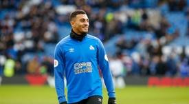Karlan Grant, en la agenda de Aston Villa y West Bromwich. HTAFC