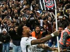 O Corinthians venceu por 1-0 na receção ao Avaí. Goal