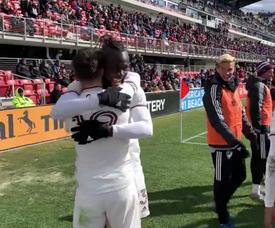 La MLS arranca con emociones fuertes. Captura/ColoradoRapids