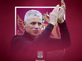 Curle previously managed Carlisle United. Twitter/NTFC
