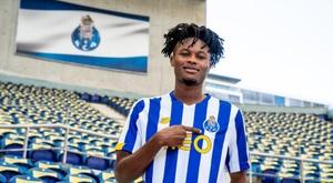 Kelvin Boateng joins Porto B. Twitter/FCPorto