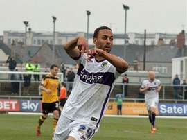 Kemar Roofe has been nominated for the League Two Player of the Year. OxfordFC