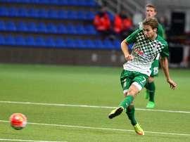 Kendysh vuelve a Bielorrusia tras pasar dos años en la Liga Lituana. Twitter