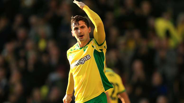 Norwich s'assure la prolongation de McLean. NorwichCity