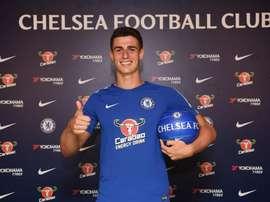 Kepa trocou LaLiga pela Premier pucos meses depois de renovar seu contrato com o Athletic. ChelseaFC