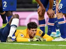 Chelsea continua em busca de um goleiro. EFE