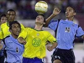 'Foquinha' se tornou viral no futebol. Twitter