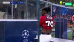 Llorente sacó del partido a Kessié: a la calle por dos faltas en 29 minutos