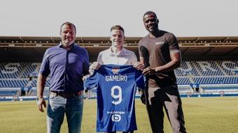 Gameiro vuelve al Strasbourg 13 años después. RCSA