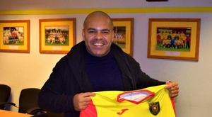 Harper was recently appointed manager of Albion Rovers. twitter