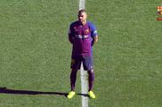 Il n'a pas tardé à bénéficier de la confiance de Valverde. FCBarcelone