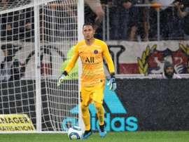 Keylor, Real Madrid's saviour? AFP