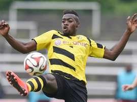 Khaled Narey jugará la próxima temporada cedido en el Greuther Fürth. Kicker