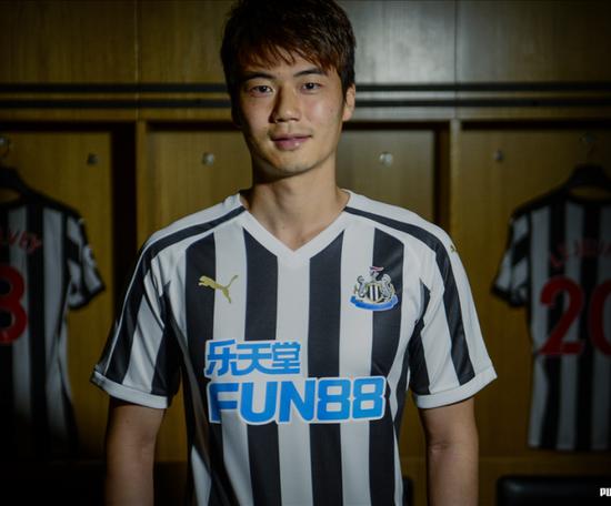 Le capitaine sud-coréen s'engage avec Newcastle. Newcastle