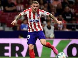 Trippier revient sur son adaptation à l'Atlético. AFP