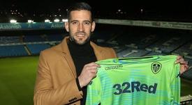 Kiko Casilla rejoint Leeds. LeedsUnited