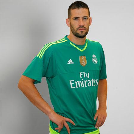 Camiseta Real Madrid K. Casilla