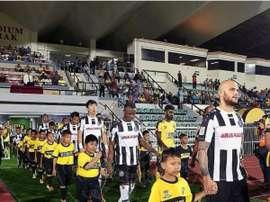 Kiko fue jugador de Alcoyano y Elche, entre otros. PahangFA