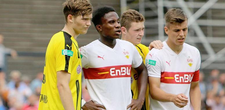 Kilian deixou o Borussia Dortmund. Borussia Dortmund