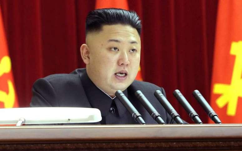 Kim Jong-un tiene un plan para convertir a Corea del Norte en una potencia del fútbol. EFE