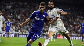 Huntelaar a passé sa visite médicale à Schalke 04. AFP