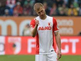Klavan rejoint la Premier League pour jouer avec Liverpool. AFP