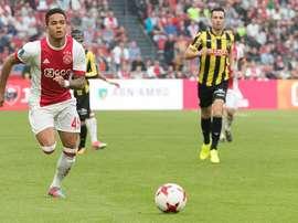 El Ajax sigue cayendo en picado. AFCAjax